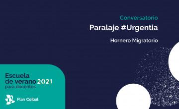 Hornero migratorio | Paralaje #Urgentia